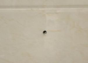 如何在瓷砖上打孔钻孔?